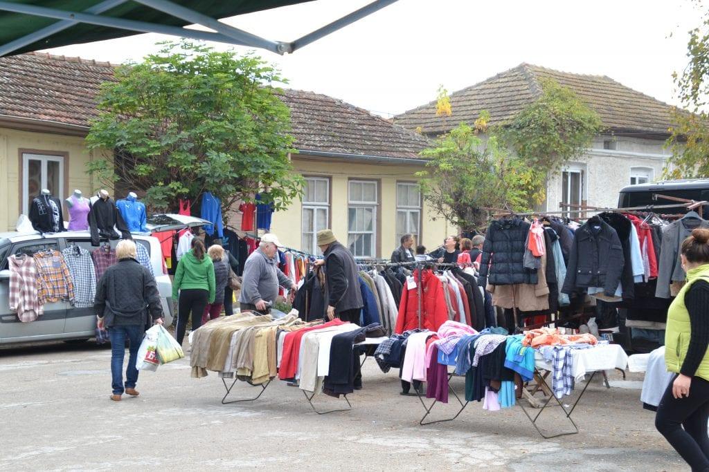 Пазара в Джулуюница