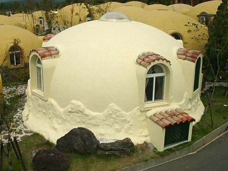 Japan Dome House