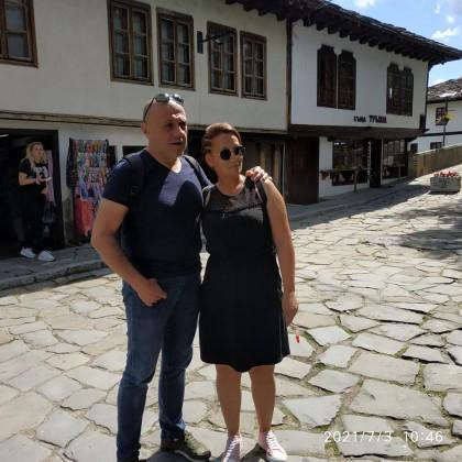 Томислав Дончев и Жасмина Лазарова
