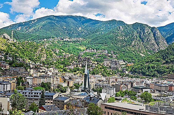 Живота в Андора