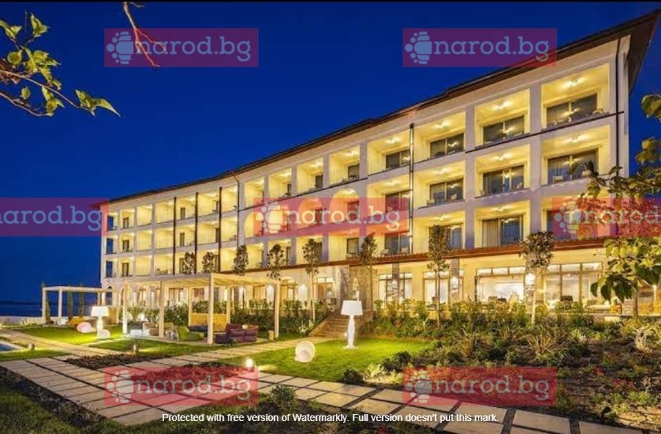 Росен Плевнелиев хотел в Гърция
